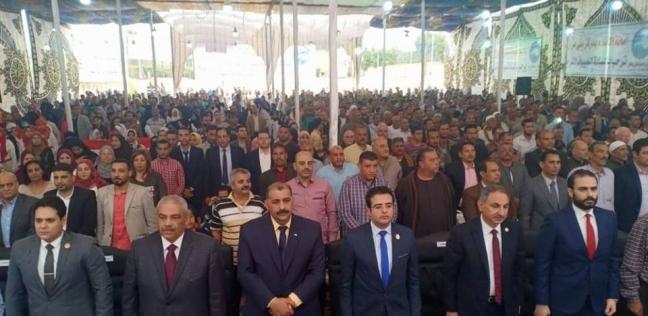 """""""مستقبل وطن المنيا"""": البسطاء داعمون لتعديلات الدستور ويثقون بالرئيس"""