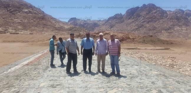 افتتاح مشروع حماية جنوب سيناء من مخاطر السيول بتكلفة 17.5 في أغسطس