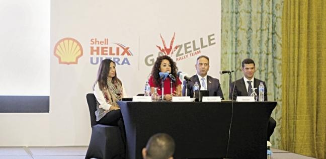 يارا شلبى: فخورة بمشاركتى فى تعزيز دور المرأة مع «شل»