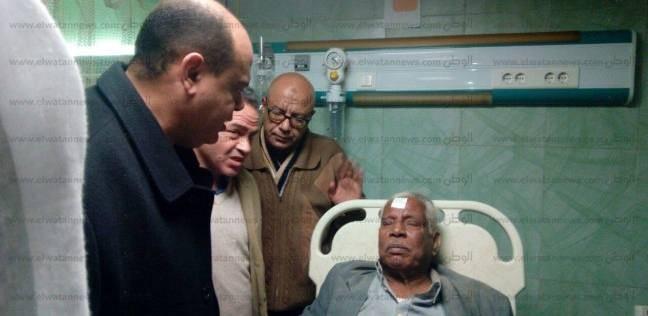 محافظ مطروح: صرف 10 آلاف جنيه لأسر المتوفين و5 آلاف لمصابي حادث الضبعة