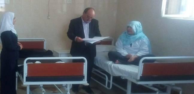 فريق الطب العلاجي يتفقد مستشفيات أبوحماد والقرين والرمد بالشرقية