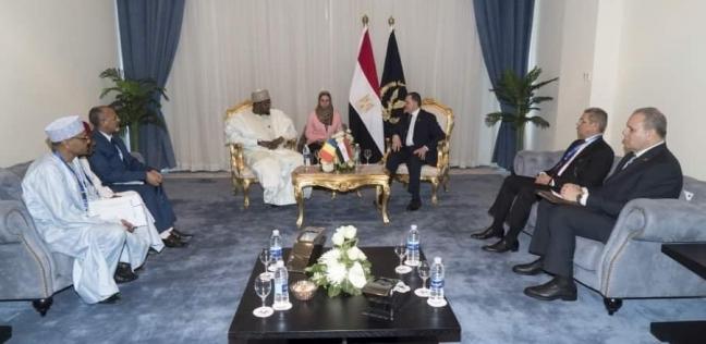 وزير الداخلية يستعرض مع نظرائه من 8 دول أفريقية جهود مكافحة الإرهاب