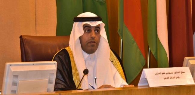 رئيس البرلمان العربي يدين  الهجمات الإرهابية في سريلانكا