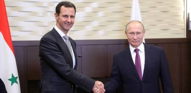 بوتين: خطر الإرهاب في سوريا بشكل عام لا يزال عاليا
