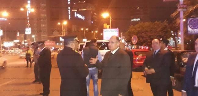 عاجل| إصابة تاجر مخدرات في مطاردة مع قوة أمنية في شارع الهرم