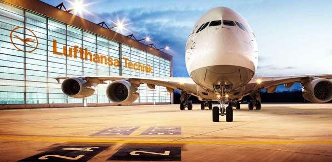 إلغاء رحلات طيران ألمانية بعد إضراب طواقم تابعة لـ