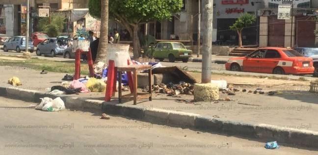 غضب بين أهالي الشيخ زايد بالإسماعيلية لذبح الأضاحي بالحديقة الوسطى