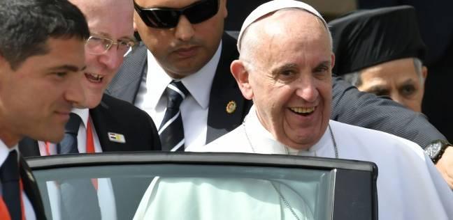 أسقف الإسكندرية للأرمن: بابا الفاتيكان يواجه الإرهاب بالتقارب