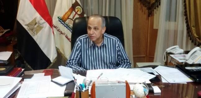 """""""عشماوي"""" يناقش فرص الاستثمار في الوادي الجديد"""