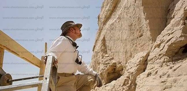 """""""أثار أسوان"""": كشف أثري هام لأول كتابة مصرية قديمة"""