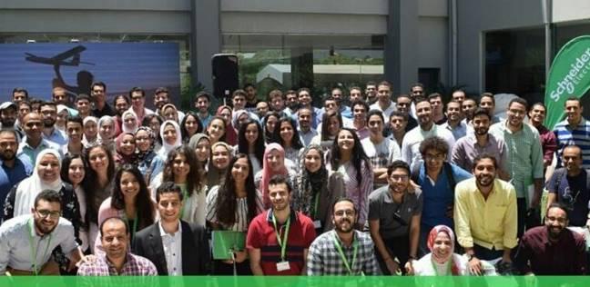 """""""شنايدر"""" تبدأ برنامج التدريب الصيفي السنوي للشباب المصري"""