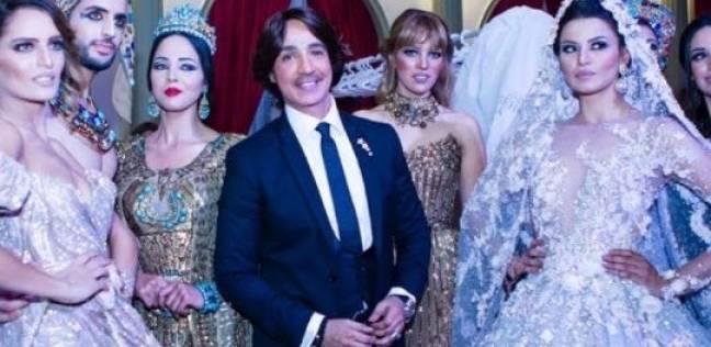 """هاني البحيري العربي الوحيد المشارك في عروض أزياء """"كان"""""""