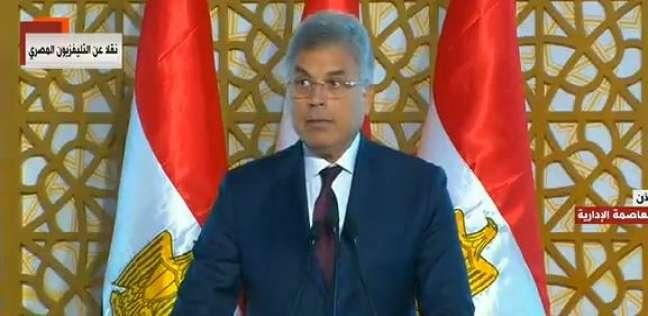 """رئيس """"الرقابة الإدارية"""": المحطات المفتتحة اليوم تنتج 14400 ميجا وات"""