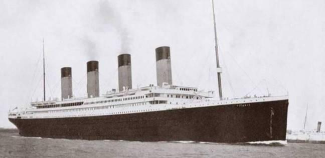 سفينة تيتانك