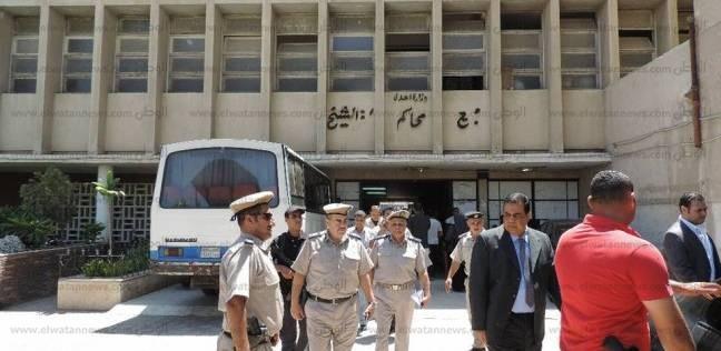 مدير أمن كفر الشيخ يطالب القوات بالتعامل الحاسم مع الخارجين عن القانون
