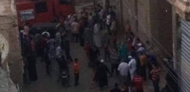 إصابة فلاح وتلميذ إثر إطلاق النيران على يد سائق بسبب الميراث في الفيوم