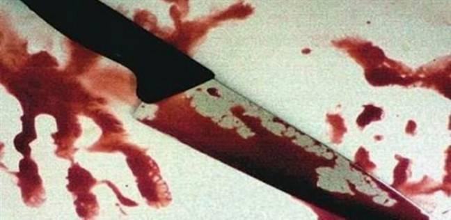 النيابة تعاين جثة زوجة وأطفالها عُثر عليهم مذبوحين بالشروق