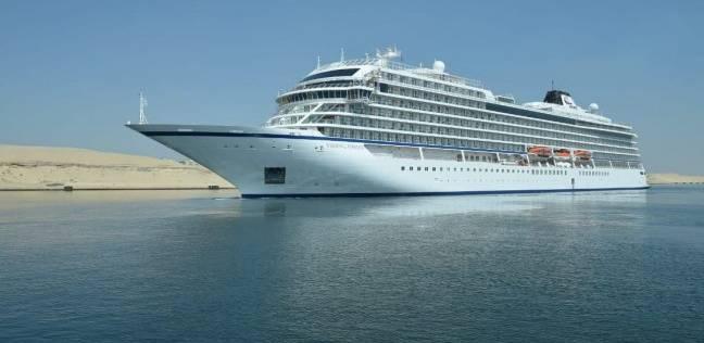 موانئ بورسعيد تستقبل 5 سفن حاويات وبضائع
