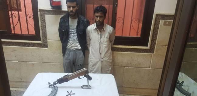 المتهمان بقتل مواطن بالإسماعيلية: ألح في طلب أمواله فقررنا التخلص منه