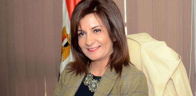 وزيرة الهجرة تدلي بصوتها بالانتخابات: واثقة من دور المرأة في الداخل
