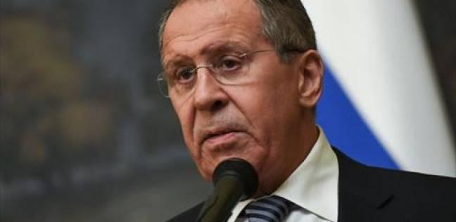 """لافروف: روسيا لم تتلاعب بأي أدلة في دوما.. و""""ما يحدث تمثيلية"""""""