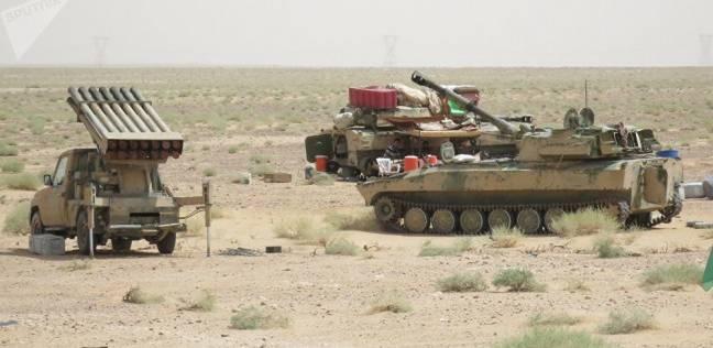 الدفاع الجوي السوري يتصدى لـ3 طائرات مسيرة ويسقطها في حماة - العرب والعالم -
