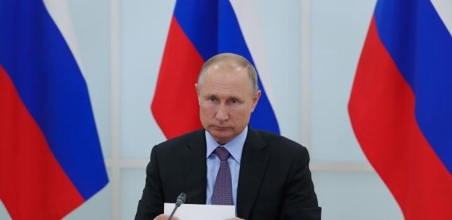 بث مباشر.. مؤتمر صحفي يجمع الرئيس الروسي بوتين ونظيره التركي - العرب والعالم -