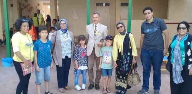 """""""تضامن الإسكندرية"""" تناهض العنف ضد المرأة من أبناء اللاجئين"""