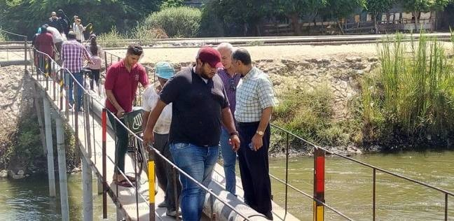 بالصور| مساعد محافظ كفرالشيخ يتفقد سير العمل بمشروعات دسوق
