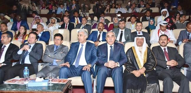 وزير الرياضة يفتتح الملتقى العربي الأفريقي للشباب المتطوع