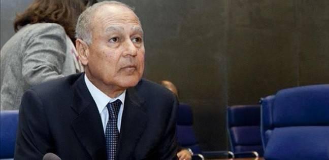 الأمين العام لجامعة الدول العربية يغادر مطار القاهرة متجها إلى دبي