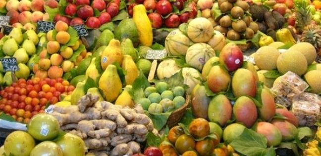 أسعار الفاكهة اليوم الثلاثاء 19-3-2019 في مصر