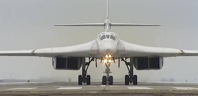بالفيديو| «البجعة البيضاء».. أكبر طائرة قاذفة في العالم