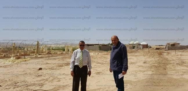 بالصور| تحويل 3 آبار للعمل بالطاقة الشمسية في جنوب سيناء
