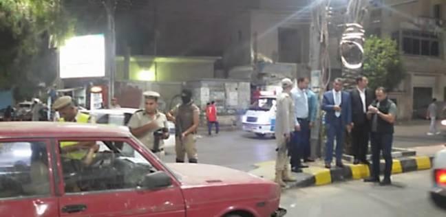 بالفيديو| مدير أمن بني سويف يتفقد الحالة الأمنية والمرورية بالمحافظة