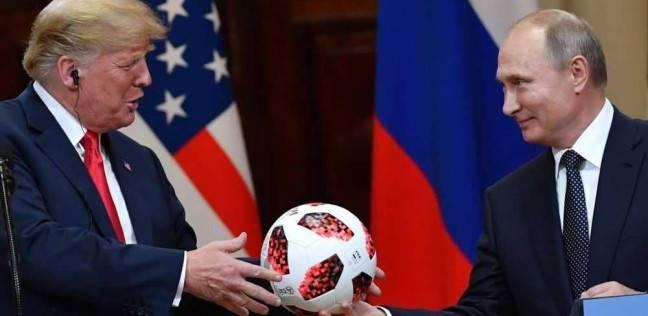 هدية بوتين لترامب تخضع لفحص أمني