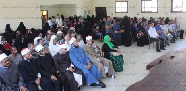 وعاظ الأزهر من فوق منابر سيناء: دماء الشهداء سبب استقرار الأوطان