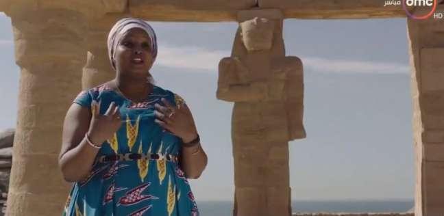 السيسي يشهد فيلما تسجيليا عن أسوان في الملتقى العربي الأفريقي