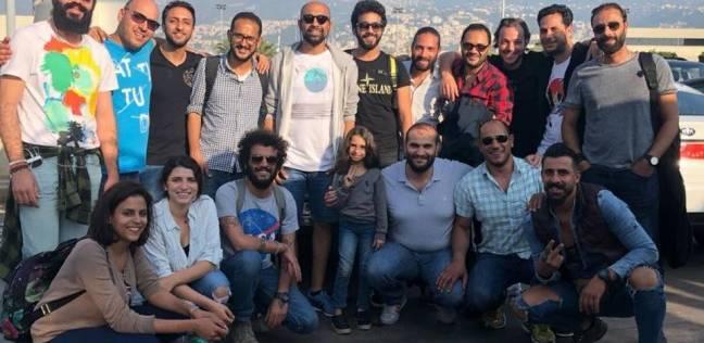 """كواليس تصوير """"الرحلة"""" في بيروت"""