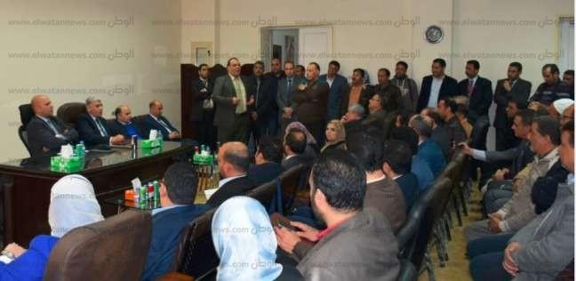"""""""جادالله"""" لموظفي """"المصرية للاتصالات"""": أنتم مصدر قوة الشركة والمحرك الرئيسي لها"""