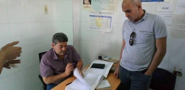 """وكيل """"صحة جنوب سيناء"""" يتفقد مستشفى سانت كاترين في زيارة مفاجئة"""