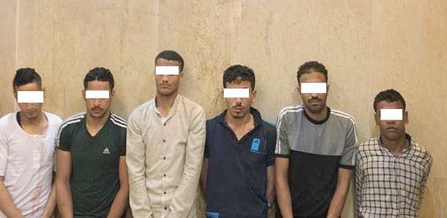 """ضبط مرتكبي سرقة سيارة محملة بـ""""10 أطنان نحاس"""" في حلوان"""