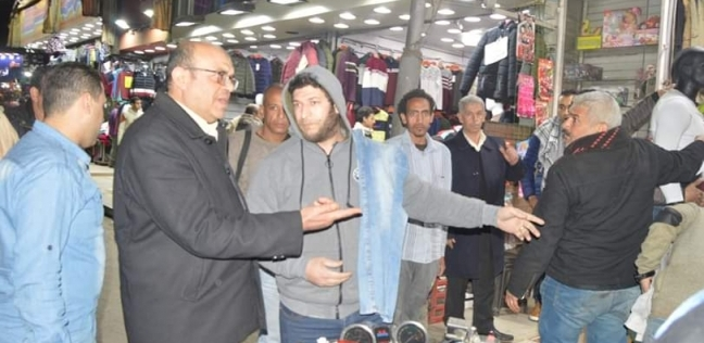 حملة مكبرة لرفع الإشغالات بشوارع حي جنوب الجيزة