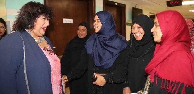 """دعم مرضى السرطان وزيارة """"عبدالدايم"""" لشفاء اﻷورمان بـ""""اﻷقصر للثقافة"""""""