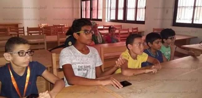 """انعقاد فعاليات اليوم الثالث لبرنامج جامعة الطفل بـ""""جامعة القناة"""""""