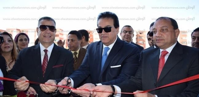 عبدالغفار: الرئيس يطلب تقارير مصورة عن تطورات الإنشاءات الجامعية