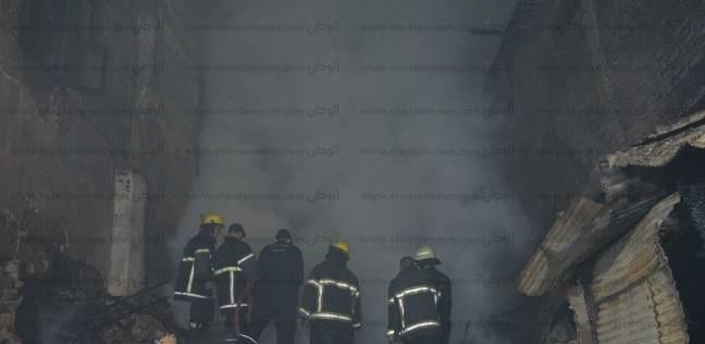 """""""الحماية المدنية"""" تسيطر على حريق بغرفة في فندق مكة بالإسكندرية"""