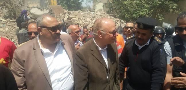 محافظ القاهرة: انتهاء 60% من أعمال الإزالة بمثلث ماسبيرو