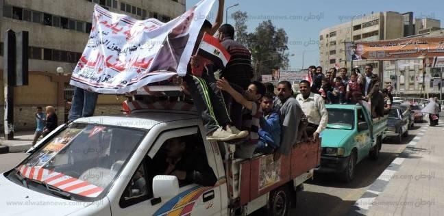 إقبال كثيف من قبل المواطنين على لجان الانتخابات بالأسمرات