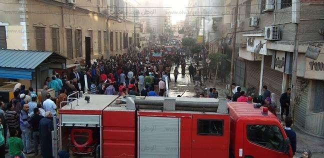 حبس حارس عقار بتهمة إشعال النيران في شقة مستشار شؤون المصريين بأمريكا